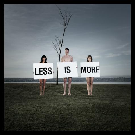 Less is More v1